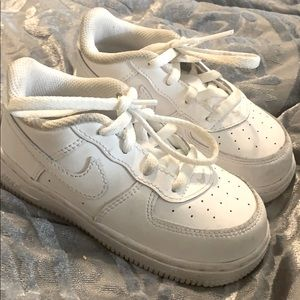 Toddler Air Force 1